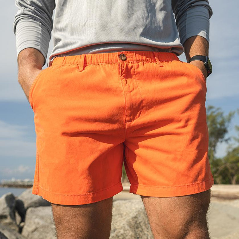 "Bright Orange 5.5"" - Bearbottom Clothing"