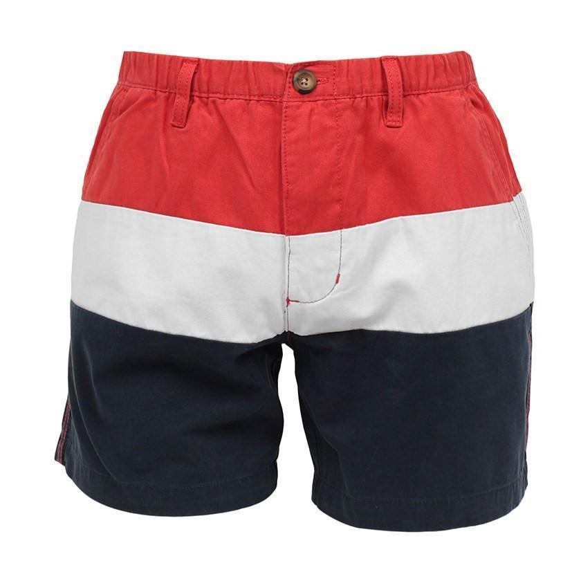 Red White and Blues-Classic Shorts-Bearbottom Clothing