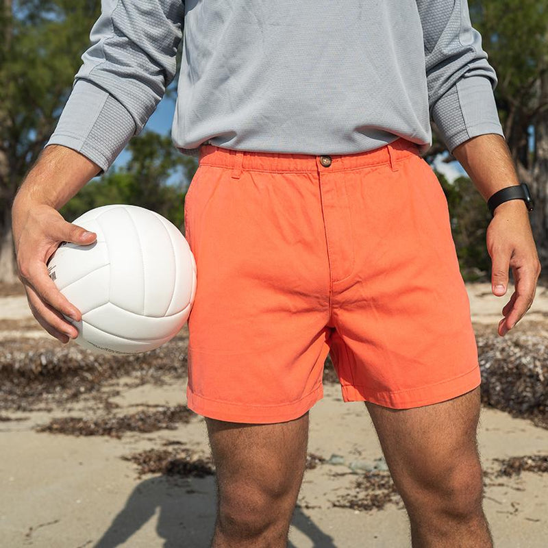 Salmon-Classic Shorts-Bearbottom Clothing
