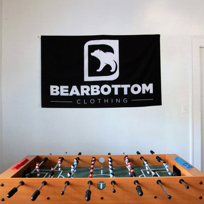 The Bearbottom Flag - Bearbottom Clothing
