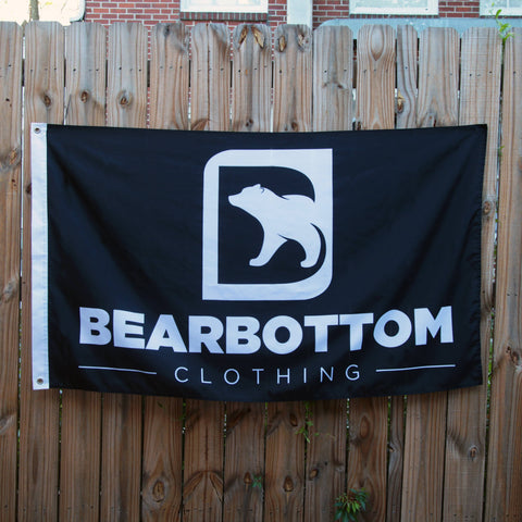 The Bearbottom Flag-Bearbottom Clothing