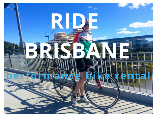 livelo sydney performance bike rental and guided tours