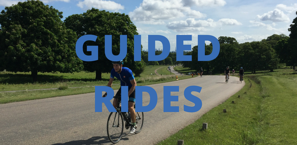 Hire a local cyclists to ride with you during your travels to London