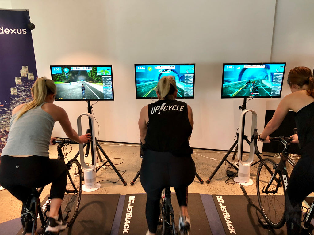Zwift Indoor Cycling Events – Livelo Bike Rental