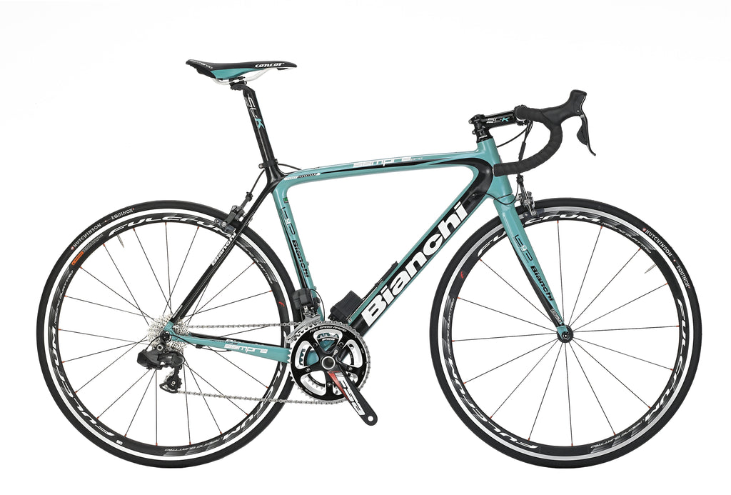 Bianchi Sempre Pro Ultegra Di2 Used Road Bike for Sale Purchase Buy Livelo