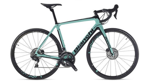Bianchi Infinito CV Disc - Monthly Rental - New York City
