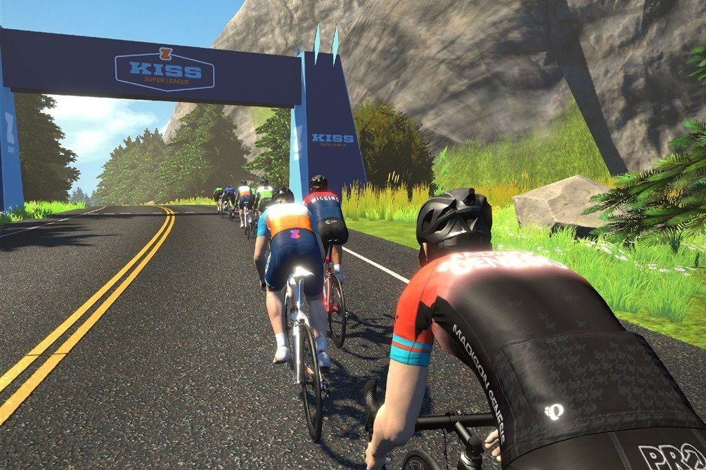 Zwift Indoor Training Rental