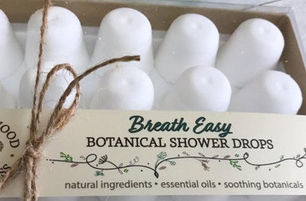 Botanical Shower Drops