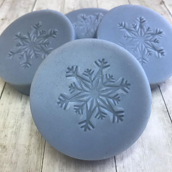 First Frost~ Anise and birch coconut organic soap