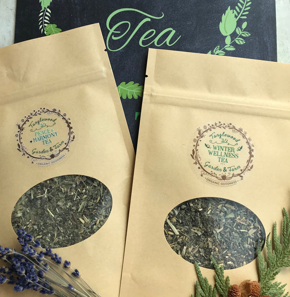 Tanglewood Herbal Teas~ Healthful Tonics