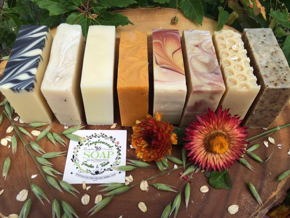The healthiest loveliest soap in Canada...and quite possibly the world
