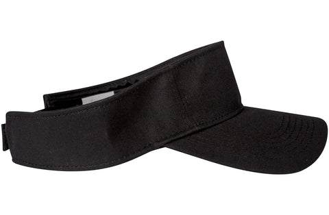 Black Visor Side View