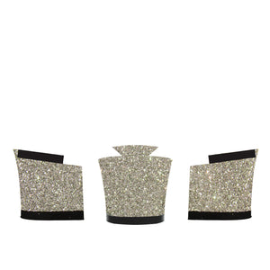 CHRISTOPHE Glitter Silver (Couture Collection)