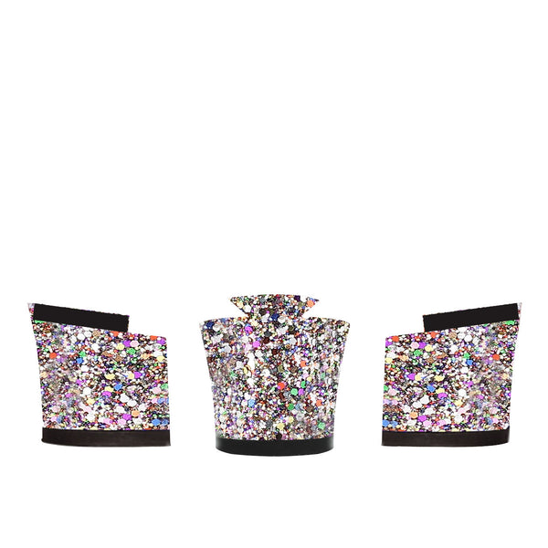 CHRISTOPHE Glitter Rainbow (Couture Collection)
