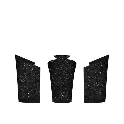 MINI-DENIS Glitter Black (Couture Collection)