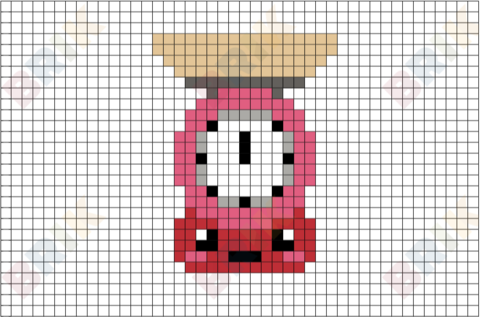 Weighing Scale Pixel Art