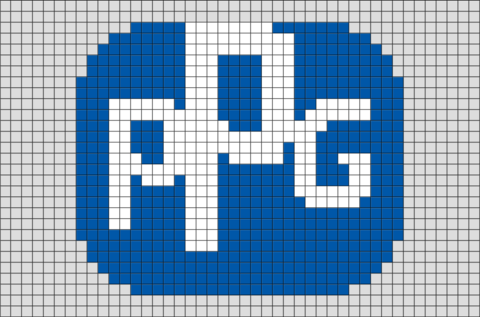PPG Industries Pixel Art