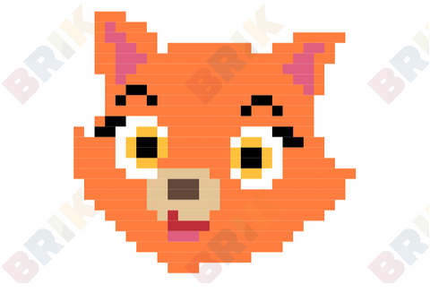 Adopt A Cat Month Pixel Art