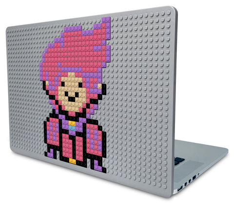 Adventure Time Prince Gumball Laptop Case