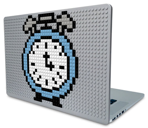 Alarm Clock Laptop Case