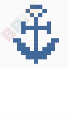 Anchor Pixel Art