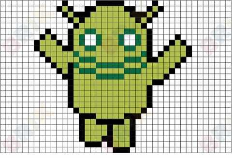 Android Pixel Art