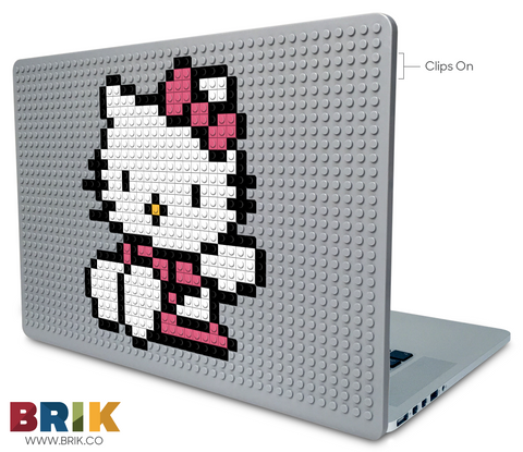 Angel Kitty Laptop Case