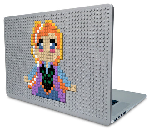 Anna Frozen Laptop Case