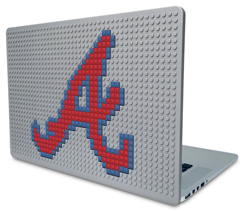Atlanta Braves Laptop Case