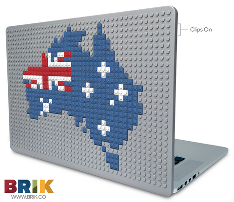 Australia Day Laptop Case