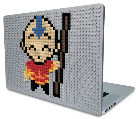 Avatar The Last Airbender Aang Laptop Case