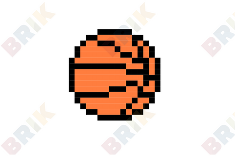 Ball Pixel Art