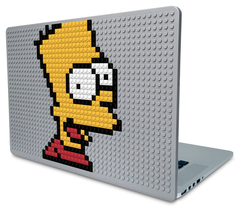 Bart Simpson Laptop Case