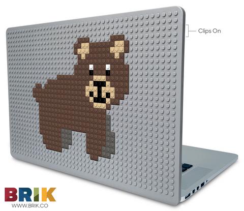 Bear Laptop Case