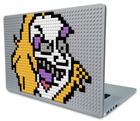 Beetlejuice Laptop Case