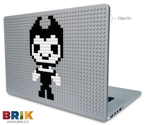 Bendy Laptop Case