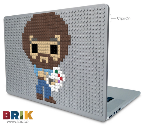 Bob Ross Laptop Case