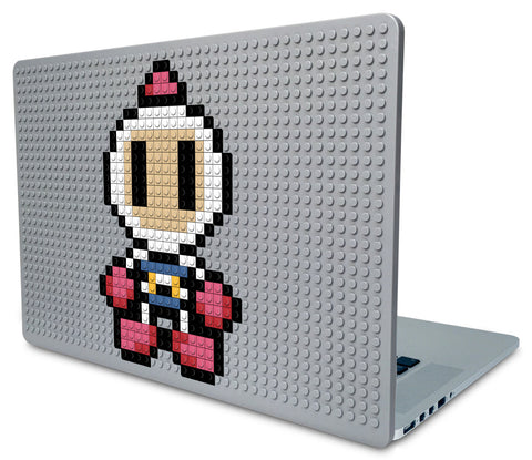 Bomber Man Laptop Case