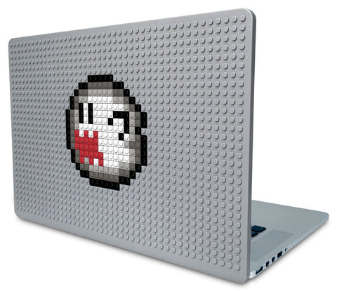 Boo Ghost Laptop Case