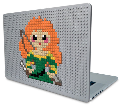 Brave Laptop Case