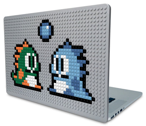 Bubble Bobble Laptop Case