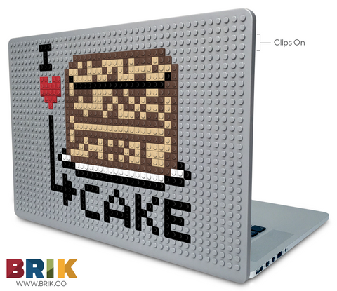 Cake Laptop Case