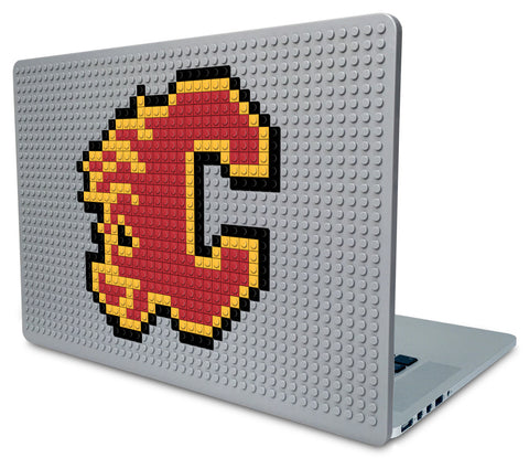 Calgary Flames Laptop Case