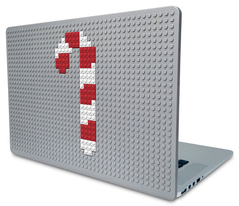 Candy Cane Laptop Case