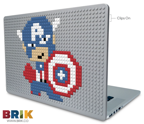 Captain America Laptop Case