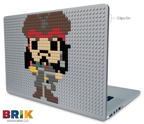 Captain Jack Sparrow Laptop Case