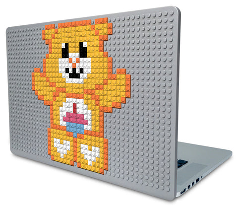 Care Bear Birthday Bear Laptop Case