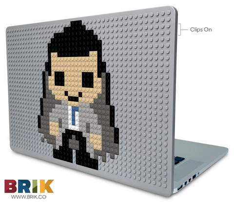 Castiel Laptop Case