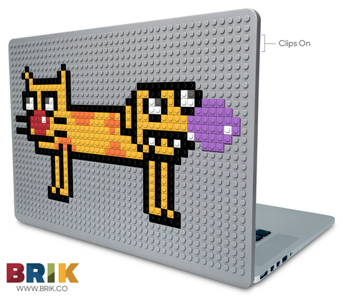 CatDog Laptop Case
