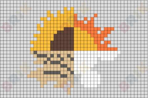 Four Seasons Pixel Art